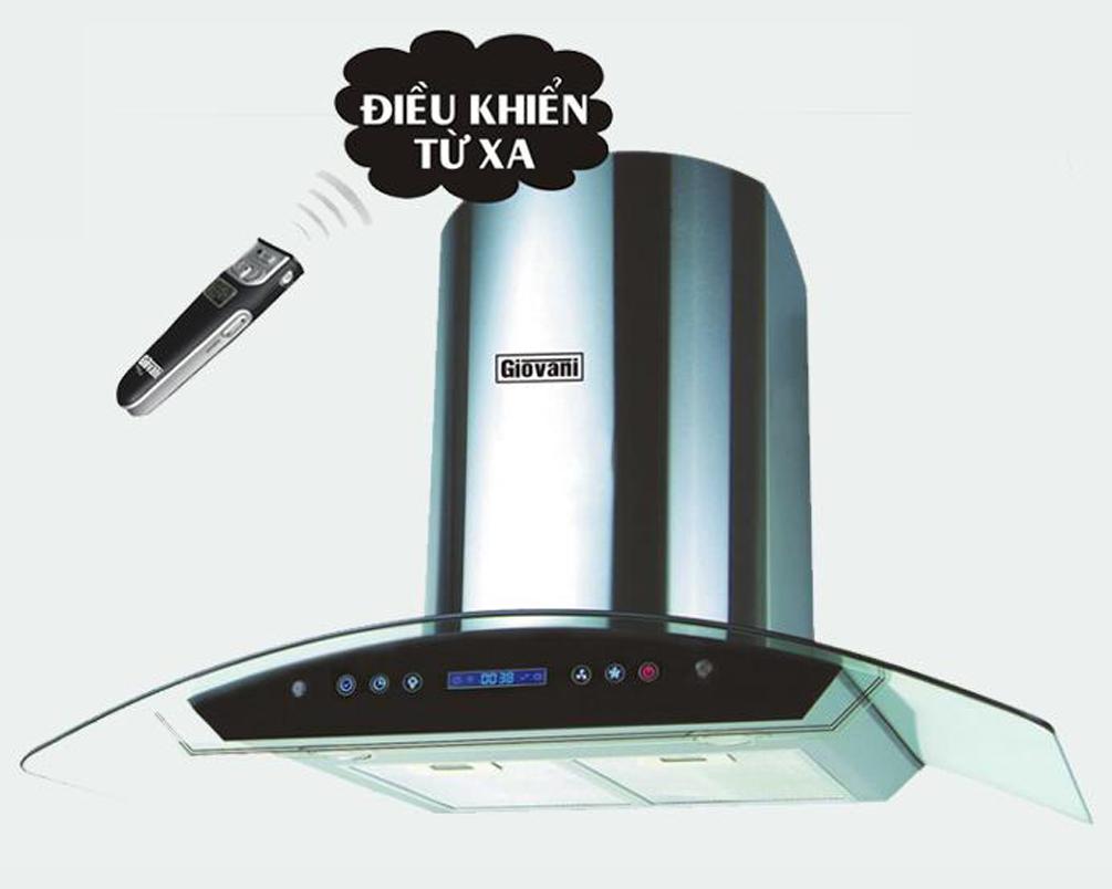 Máy hút mùi Giovani G 7430RST lựa chọn hoàn hảo cho gian bếp