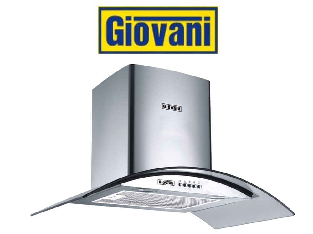 Máy hút mùi Giovani G 2304H mang lại không gian bếp thoáng đãng cho gia đình
