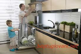 Máy rửa bát Giovani sự lựa chọn hoàn hảo trong gian bếp