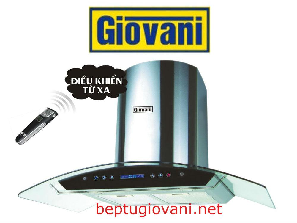 Tìm lại cảm hứng nội trợ trong mùa hè nắng nóng với máy hút mùi Giovani G 9430RST