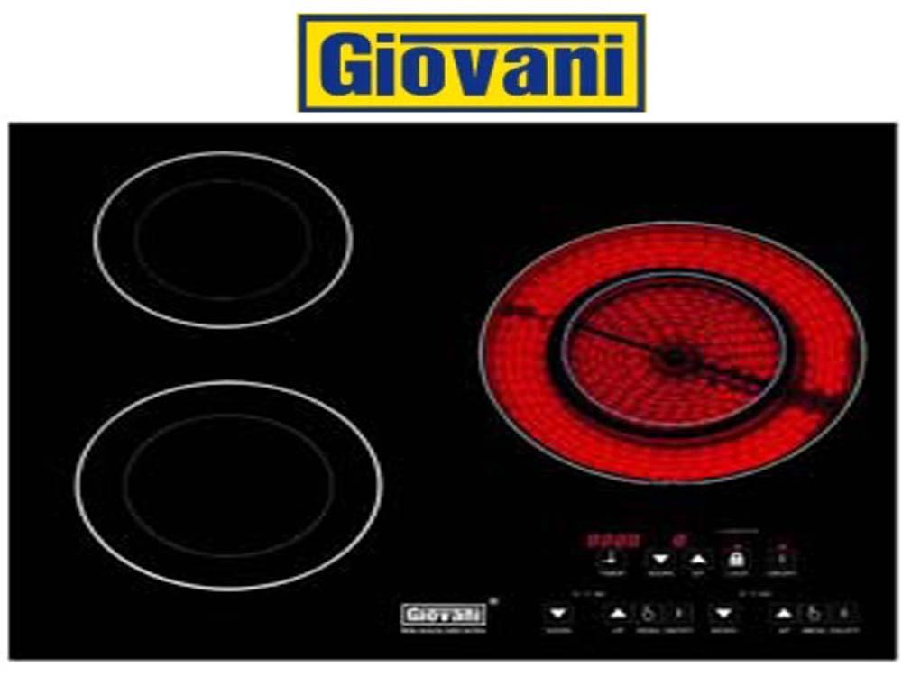 Bếp điện từ Giovani G 321ET đỉnh cao của đẳng cấp