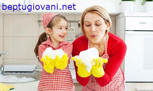 Tổng hợp những lỗi thường gặp khi vệ sinh nhà bếp