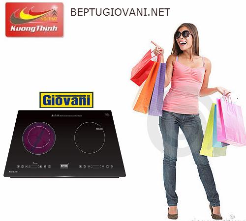 Đại lý cấp 1 bếp điện từ Giovani