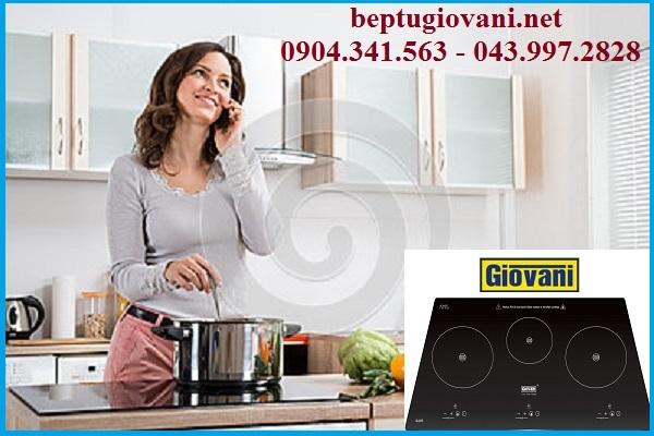 Mua bếp từ Giovani ở đâu uy tín?