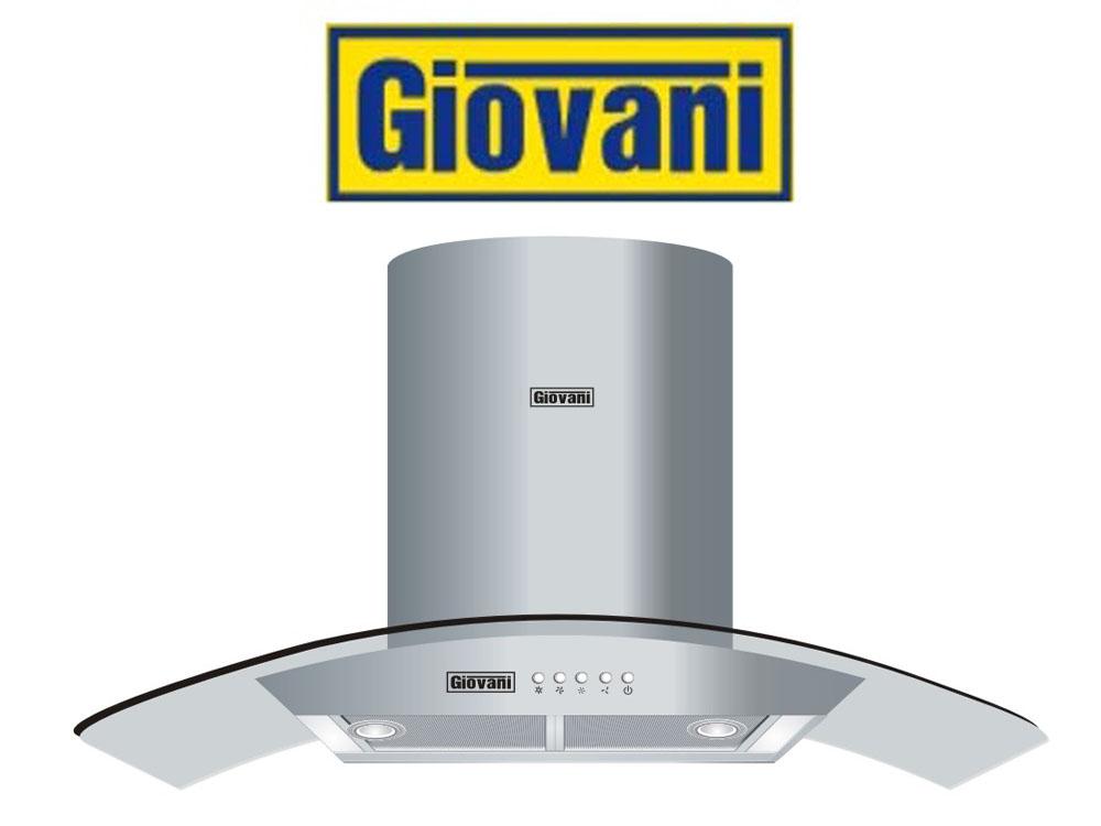 Máy hút mùi Giovani G 90G: Làm đẹp không gian bếp hiện đại