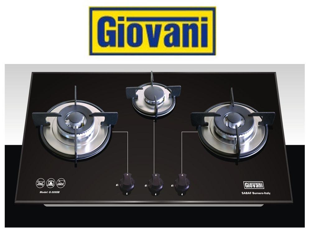 Đơn giản hóa công việc nấu ăn với bếp ga Giovani G 302SB