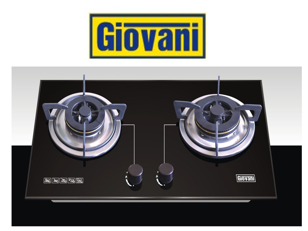 Tại sao nên mua bếp ga Giovani?