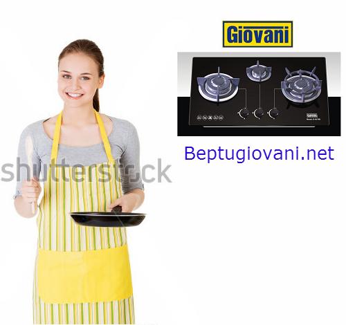 Bếp ga Giovani G 307SB: Đun nấu nhanh công suất lớn