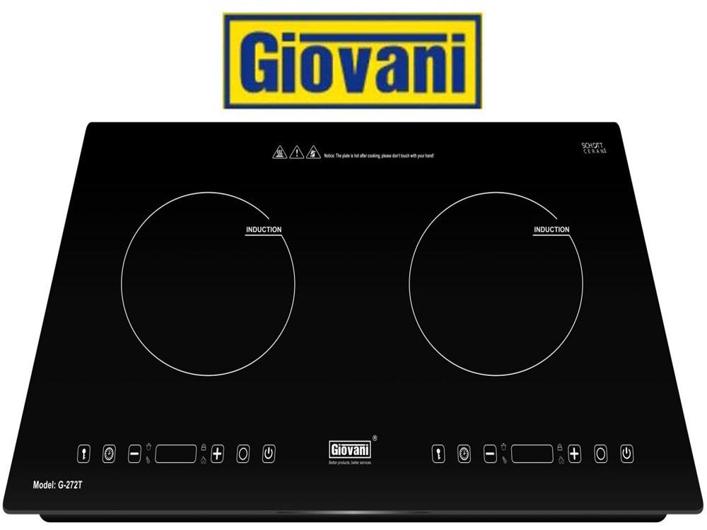 Những sản phẩm bếp từ Giovani không thể bỏ lỡ