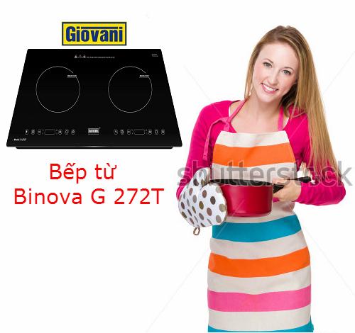 Bếp từ Giovani G 272T niềm hy vọng mới của Giovani
