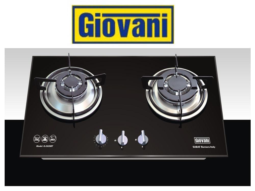 Những điều không thể bỏ qua của bếp ga Giovani G 202SBT
