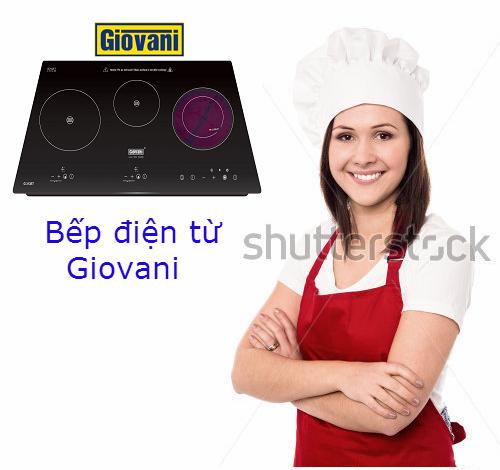 Những tính năng độc và lạ chỉ có thể trên bếp điện từ Giovani
