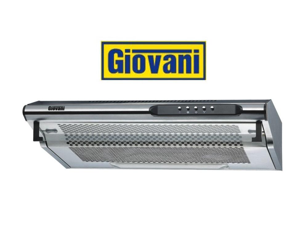 Phòng bếp không còn mùi hôi với máy hút mùi Giovani 702S