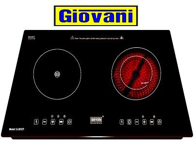 Bếp điện từ Giovani G 261ET có thực sự tốn điện?