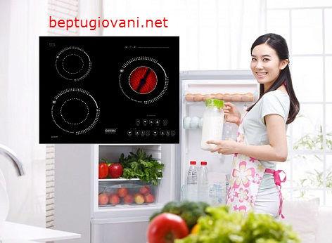 Bật mí những ưu điểm nổi bật của bếp điện từ Giovani G 321ET