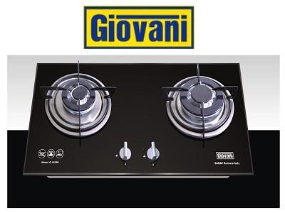 Top 3 sản phẩm bếp ga Giovani bán chạy nhất tháng 3