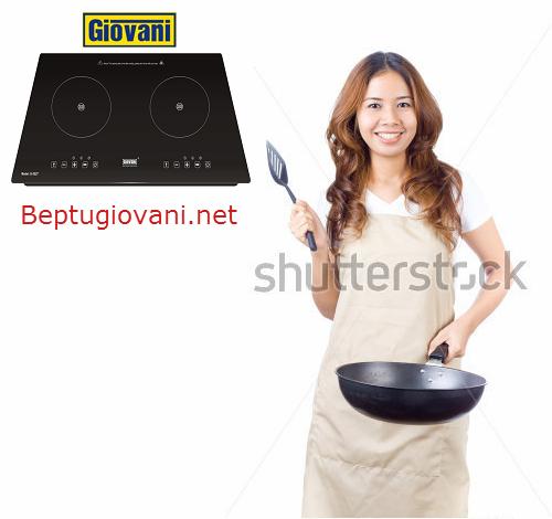 Lý do người dùng yêu mến bếp từ Giovani G 252T