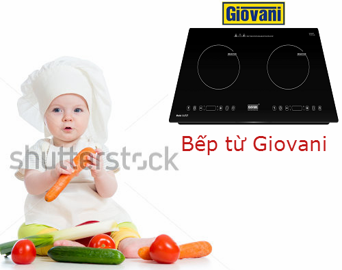Top 3 sản phẩm bếp từ Giovani đáng chú ý nhất năm 2014