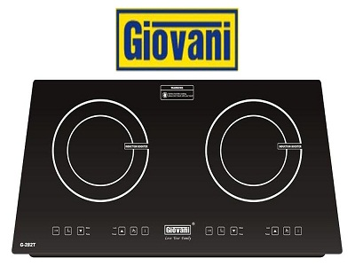 Những lý do chọn mua bếp từ Giovani G 282T trong tầm giá 10 triệu