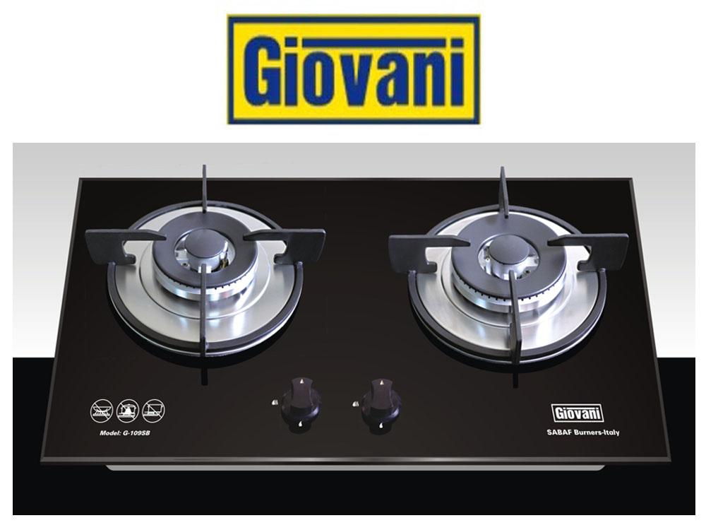 Có nên sử dụng bếp ga Giovani G 109SB?
