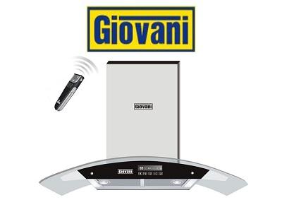 Máy hút mùi Giovani G 2390RS: Lựa chọn hoàn hảo dành cho không gian bếp
