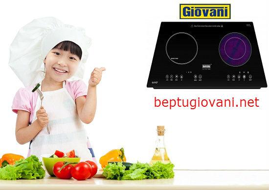 Top 3 sản phẩm bếp điện từ Giovani đáng đồng tiền nhất hiện nay