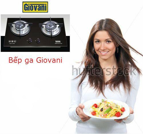 Sự cố thường gặp khi sử dụng bếp ga Giovani