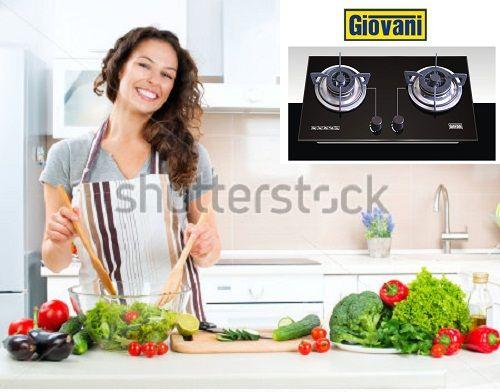 Những lý do khiến bạn nên sở hữu ngay bếp ga Giovani