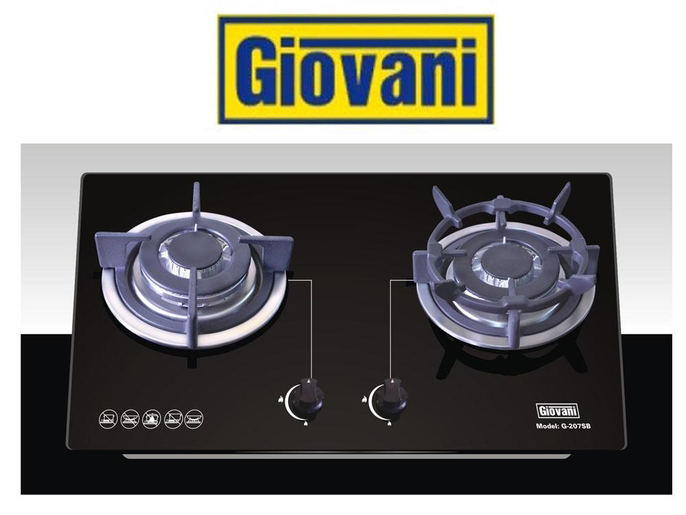 Tầm giá dưới 4 triệu nên chọn bếp ga Giovani nào?