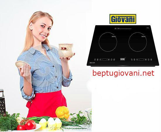 Tại sao nên sử dụng bếp từ Giovani?