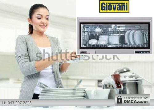 Có nên chọn mua máy sấy bát Giovani?