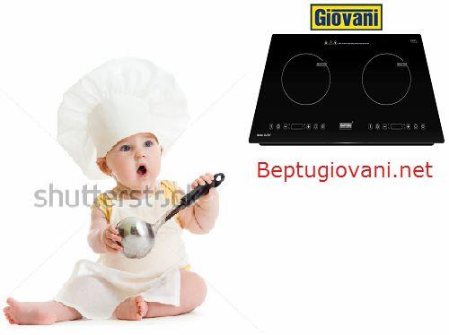Trải nghiệm những ưu điểm tuyệt đỉnh của bếp từ Giovani G 22T