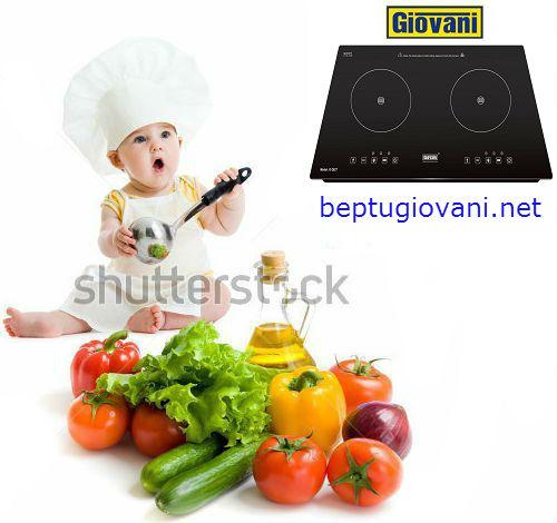 Cái nhìn sâu hơn về bếp từ Giovani G 262T