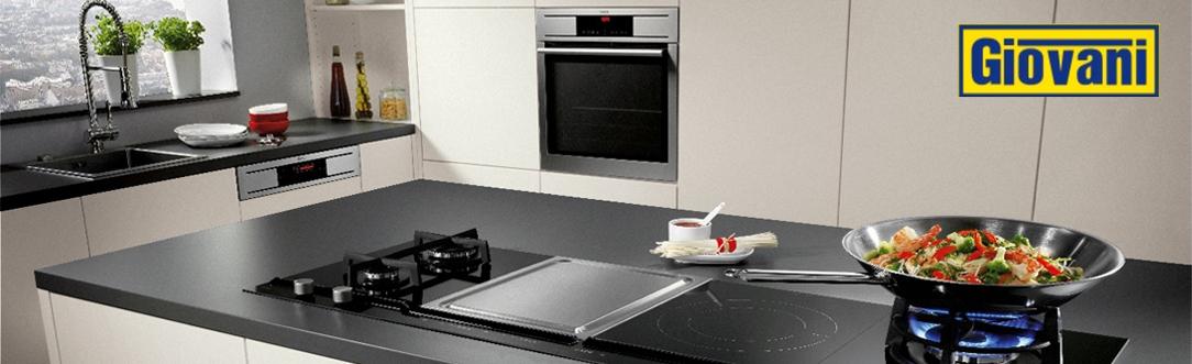 Xuất xứ của bếp ga từ Giovani