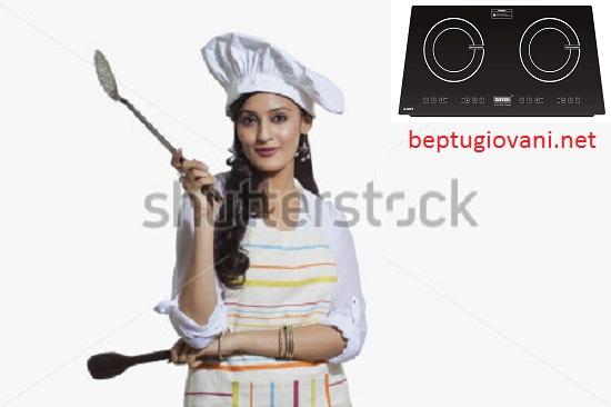 Vệ sinh bếp từ Giovani G 282T sao cho đúng cách?