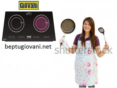 Bếp điện từ Giovani G 281ET có ảnh hưởng đến sức khỏe?