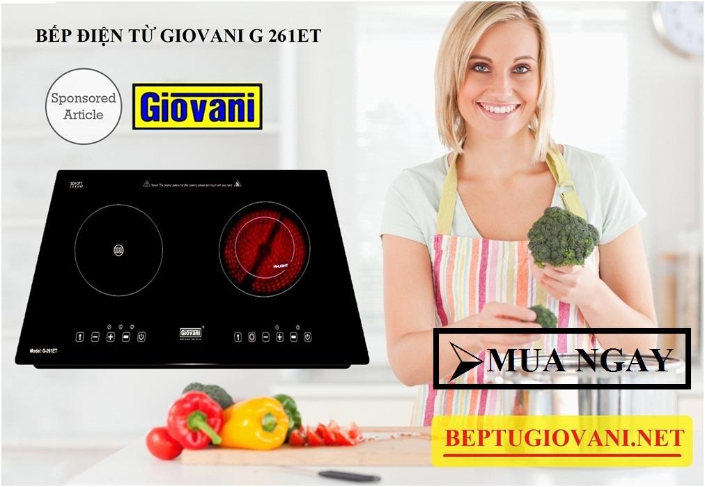 Mua ngay bếp điện từ Giovani 261ET