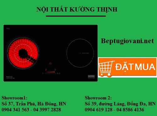 Địa chỉ bán bếp điện từ Giovani G 271SD uy tín tại Hà Nội