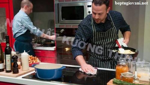 Hướng dẫn sử dụng bếp từ Giovani G 270SD an toàn