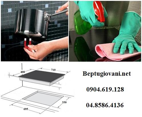 Một số lưu ý khi sử dụng bếp điện từ Giovani G 271SD