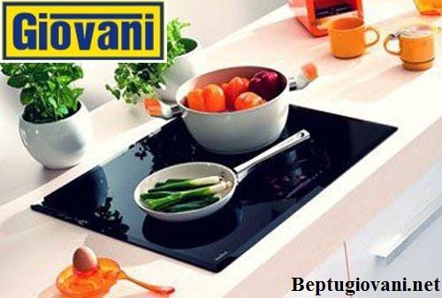 Bếp từ Giovani dùng có tốt không?