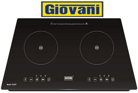 Những model bếp từ Giovani bán chạy nhất năm 2016
