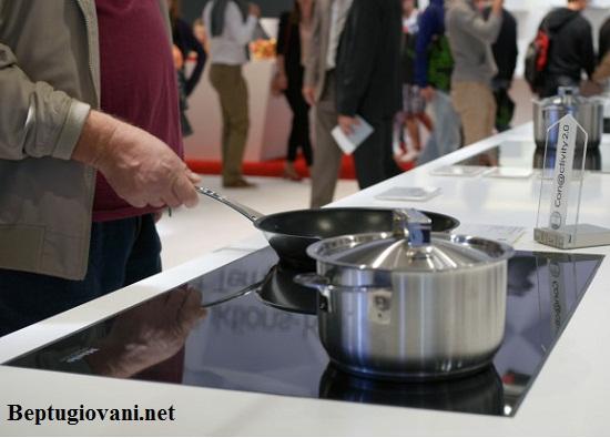 Tìm hiểu các chức năng của bếp từ Giovani