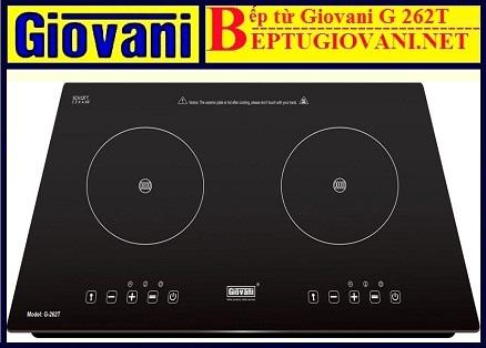 Bếp từ Giovani G 262T dùng có tốt không