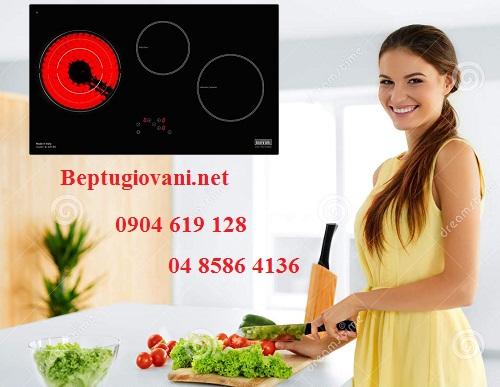 Có nên mua bếp điện từ Giovani G 371TC không