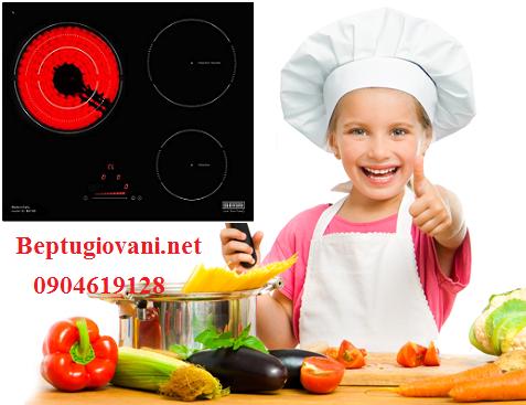 Những lý do nên dùng bếp điện từ Giovani G 361SD.