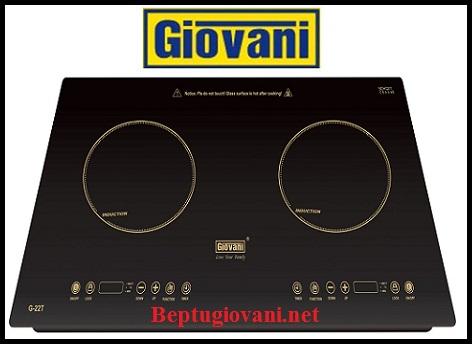 Vì sao nên dùng bếp từ Giovani G 22T