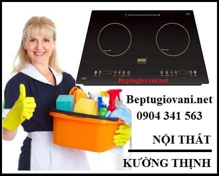 Hướng dẫn cách vệ sinh bếp từ Giovani G 22T