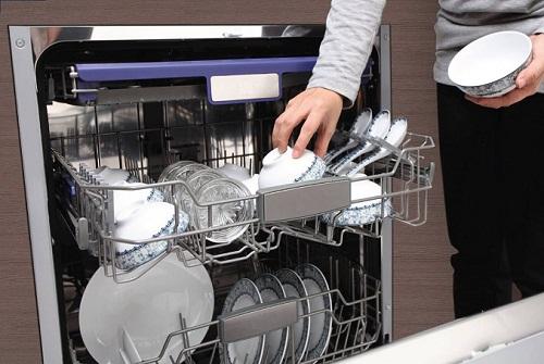Một số lưu ý khi sử dụng máy rửa bát Giovani
