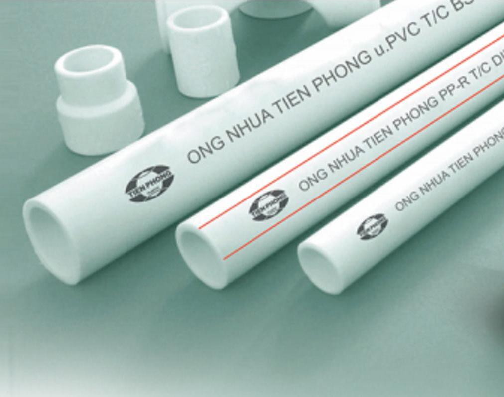 Những sản phẩm chất lượng cao của nhựa Tiền Phong - www.TAICHINH2A.COM